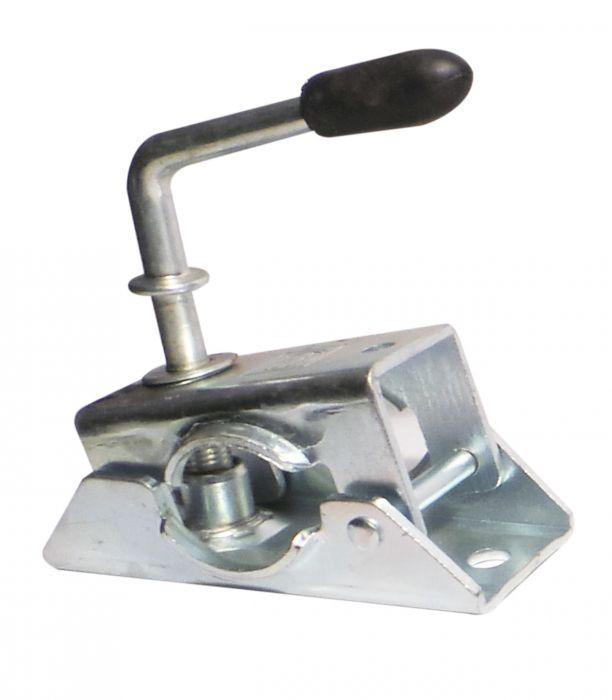 Collier de serrage pour roue jockey 42