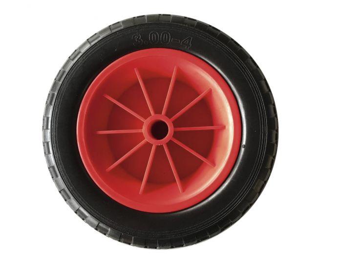 Galet de roue jockey - Increvable - Diamètre 260mm