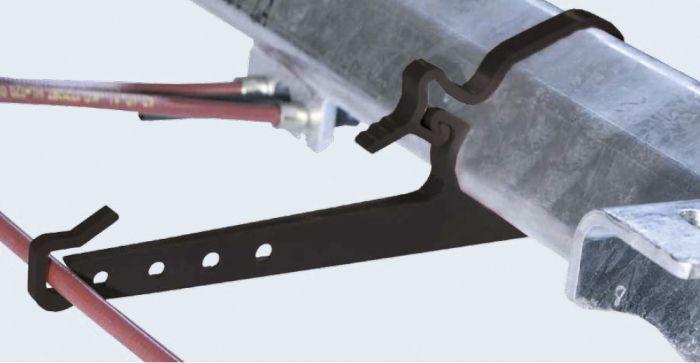 Supports pour cables d'essieux Ø 80 mm AL-KO sachet de 10