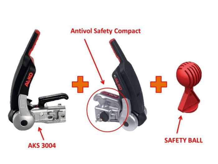 Stabilisateur ALKO AKS3004 + Pack sécurité Safety
