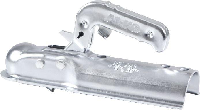 Boitier d'attelage pour tube rond 60mm - ALKO AK7 non freiné