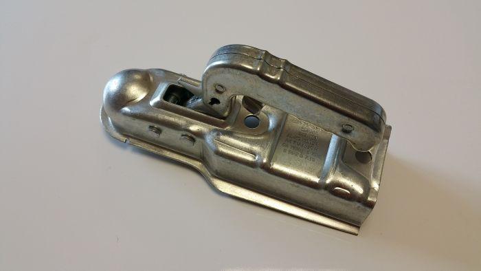 Boitier d'attelage pour tube carré 70mm - ALKO AK7 non freiné