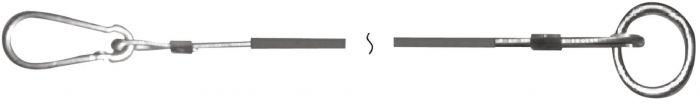 Cable de rupture ALKO avec anneau