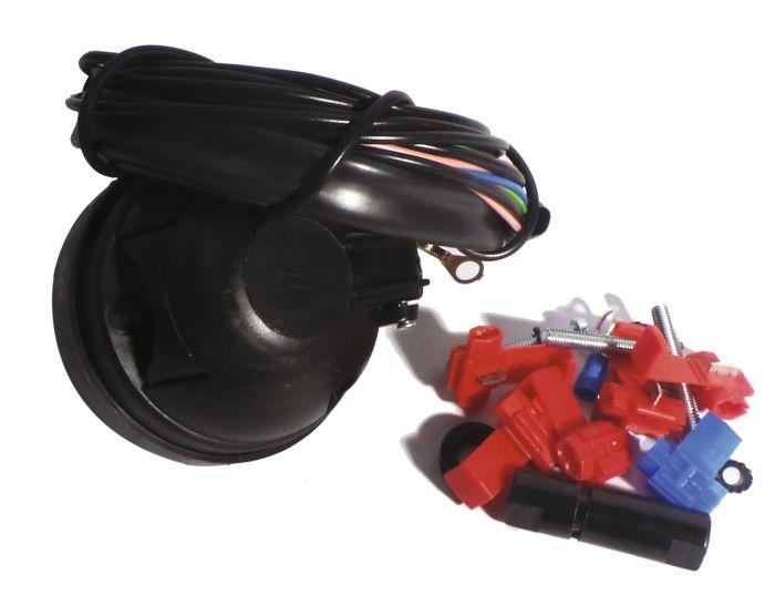 Faisceau Electrique avec prise femelle - 7 broches - Plastique