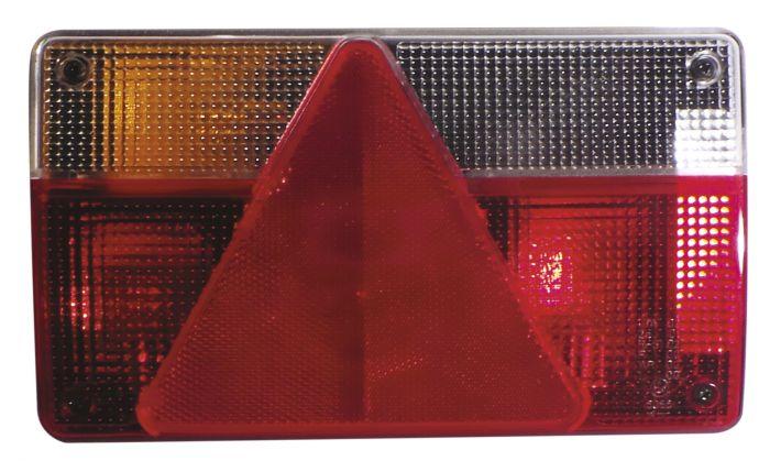 Cabochon feu arrière gauche - AJBA 3450