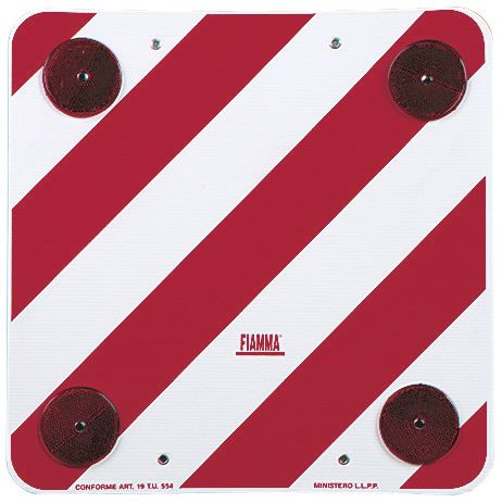 Panneau Signalisation - rouge et blanc