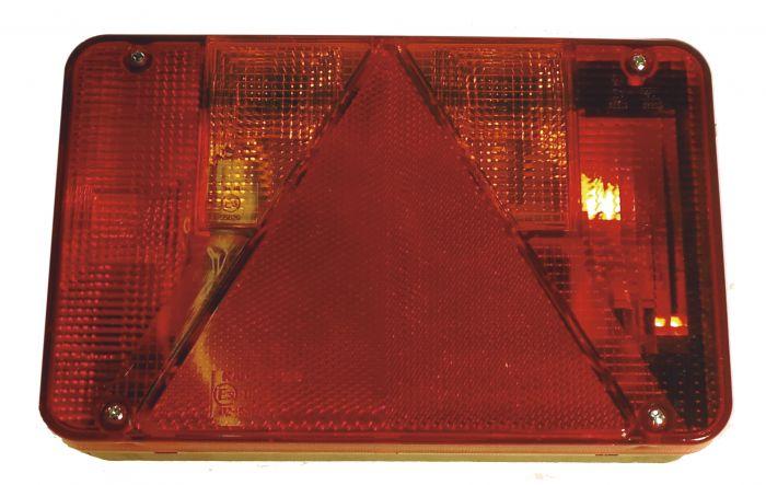 Feu Arrière Droit - 6 fonctions - RADEX 5800 - 3472