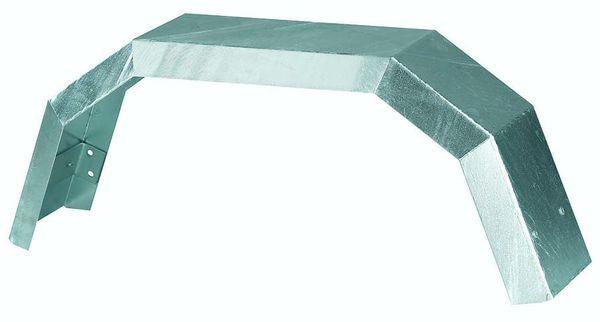 Garde boue tôle - 13/14 pouces - 2 essieux - 4 plis