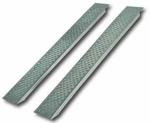 2 Rampes Aluminium  2.50m, 1000kg