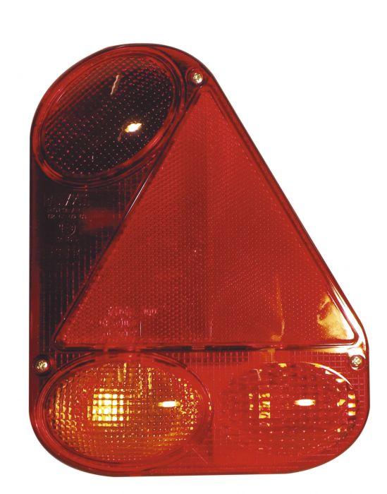 Feu Arrière Droit Vertical - RADEX 2900 - Ref 5105