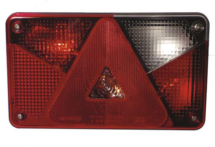 Cabochon arrière droit - Multipoint V - Aspock 5142A