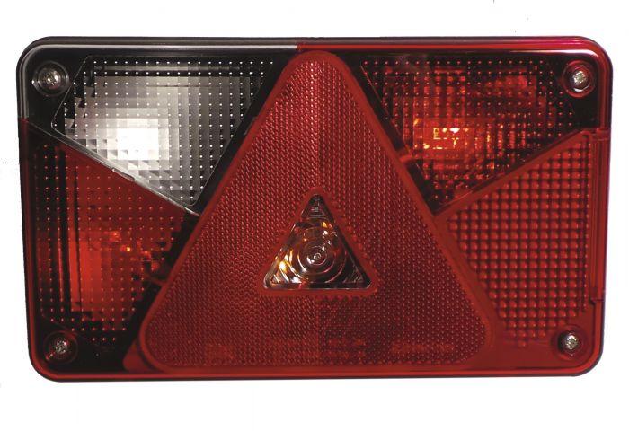 Cabochon arrière gauche - Multipoint V - Aspock 5143A