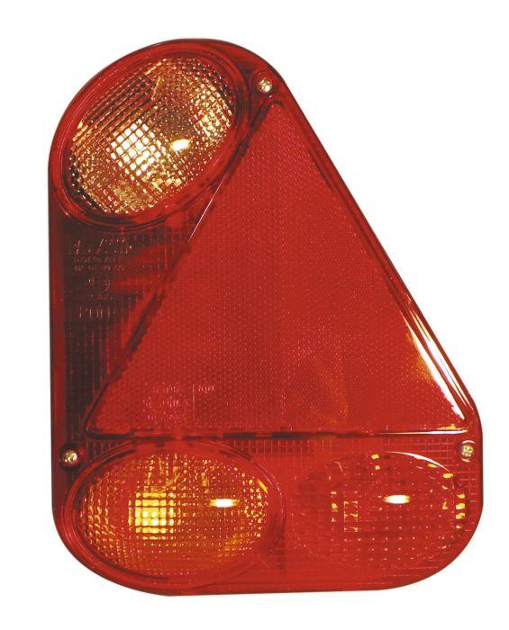 FEU ARRIERE DROIT VERTICAL -AVEC FEU DE RECUL - RADEX 2900 - REF 5151