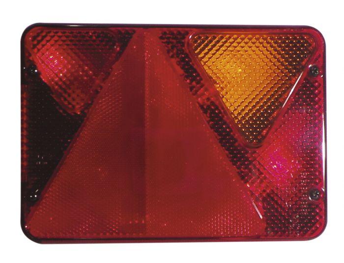 Cabochon feu arrière droit - AJBA RL82 5160
