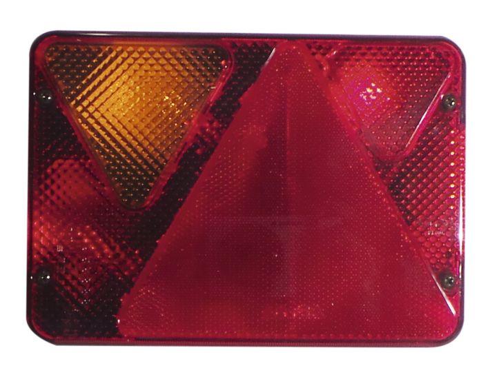 Cabochon feu arrière gauche - AJBA RL82 5161