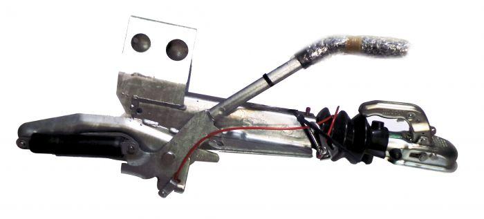 Tête d'attelage freinée - KNOTT KF13 - 750 à 1300kg