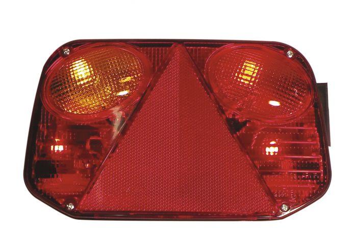 Feu arrière gauche - 6 fonctions - RADEX 2800