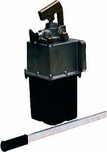 Levier de pompe hydraulique manuelle