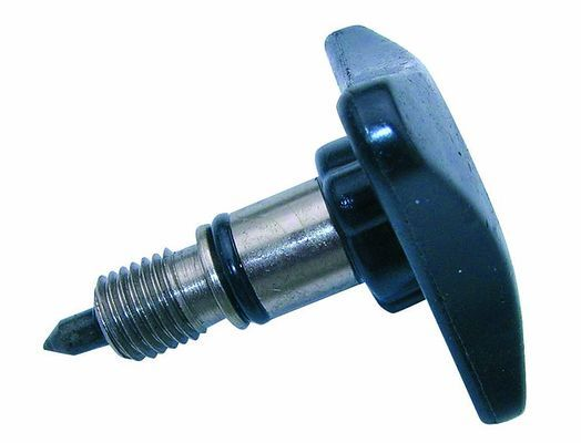Robinet de décompression - pompe aluminium