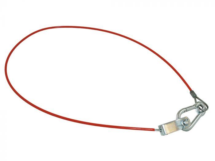 Câble de rupture L 106 cm - Avec mousqueton
