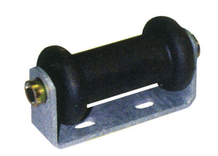 Diabolo Noir - Diamètre 70/40mm - Avec support
