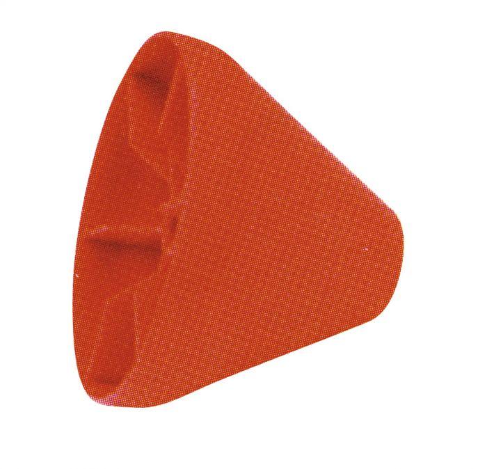 Cône rouge - Diamètre 180/500 - Perçage 22mm
