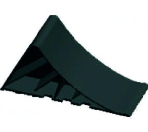 Cale de roue plastique - Sans support