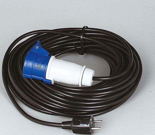 Prolongateur de câble 220 Volts - 50 mètres - CEE 17
