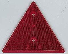 Triangle de signalisation pour remorque