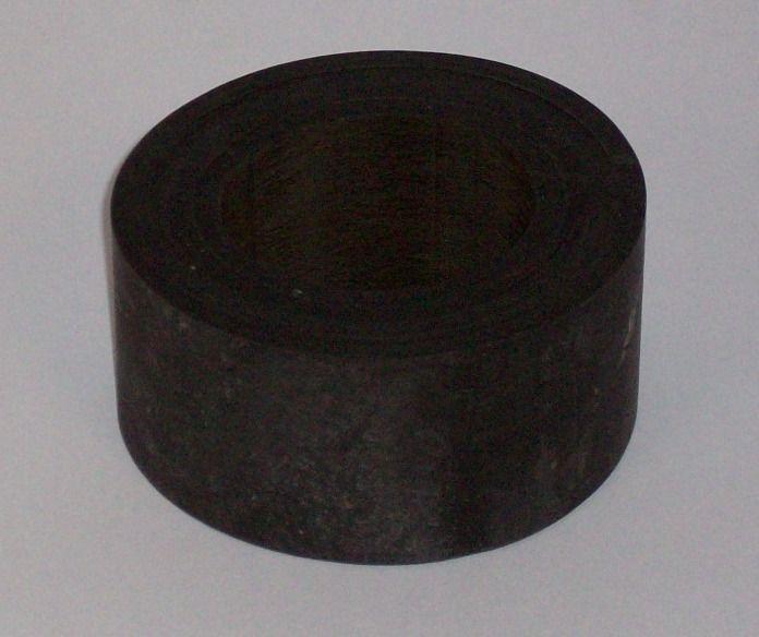 Bloc 4 anneaux de suspensions remorque - Caoutchouc - Largeur 50mm