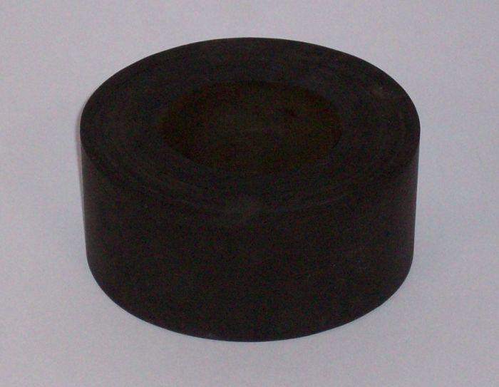 Bloc 5 anneaux de suspension remorque - Caoutchouc - Largeur 50mm