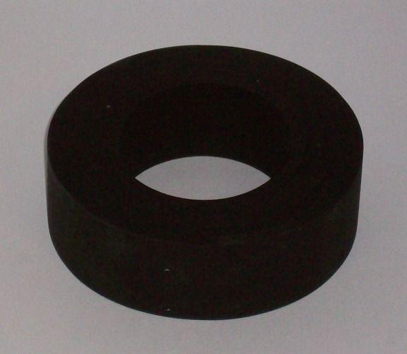 Bloc 5 anneaux de suspension remorque - Caoutchouc - Largeur 35mm