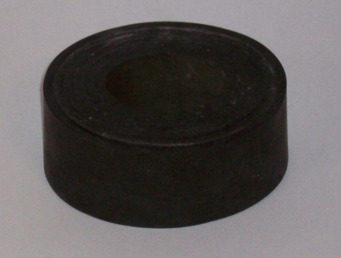 Bloc 6 anneaux de suspension remorque - Caoutchouc - Largeur 50mm