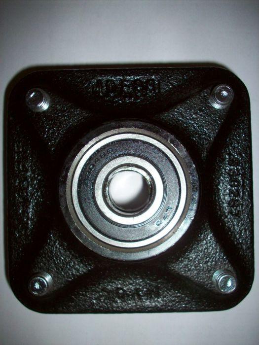 Moyeu complet ALKO pour remorque TRIGANO - 600 kgs - 4 trous entraxe 115 - No brut 630287