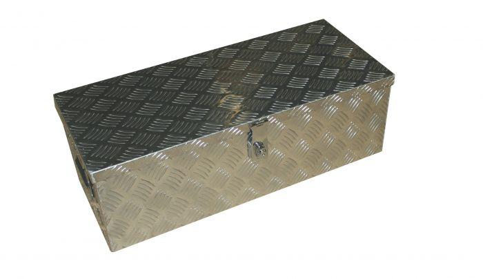Coffre de rangement Aluminium - 760mm