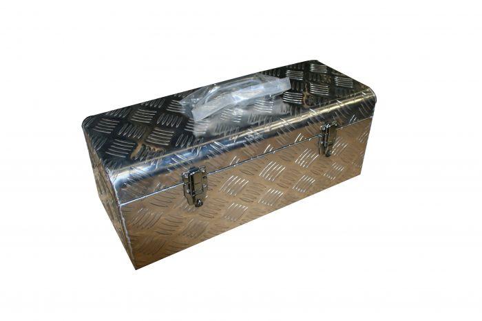 Coffre de rangement Aluminium - 580mm