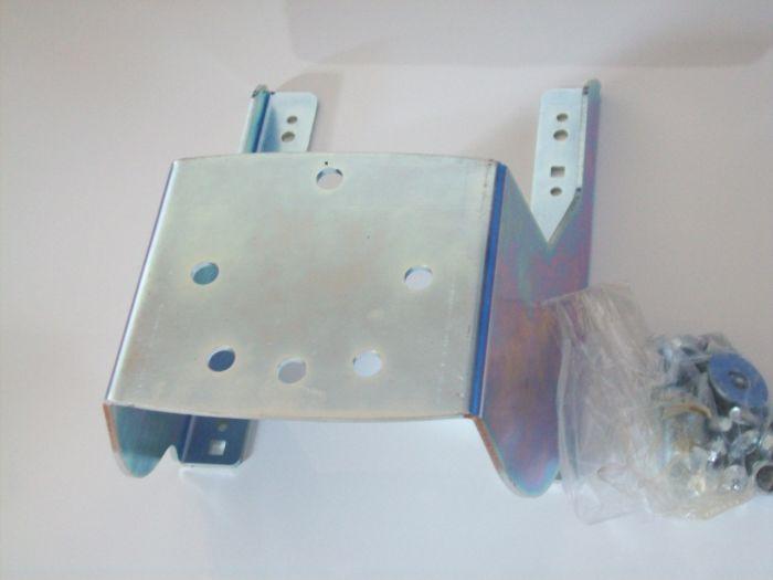 Support roue de secours - Remorques Anssems BSX PSX KSX MSX AMT