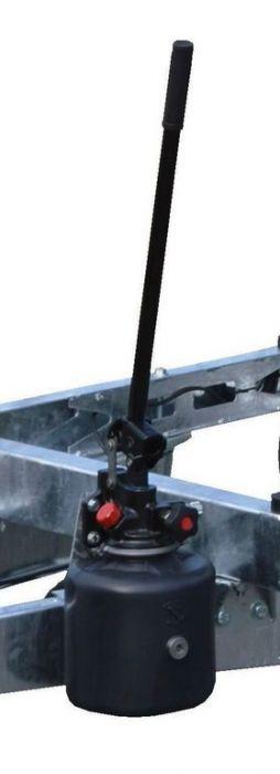 Pompe hydraulique manuelle plastique - 4 litres