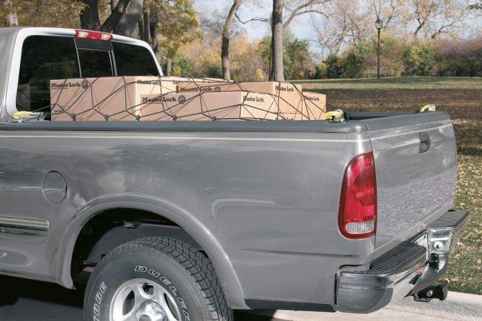 Filet de protection remorque - Grosses mailles - 190 x 150cm