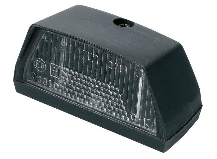 Eclaireur de plaque SACEX 2751 - noir