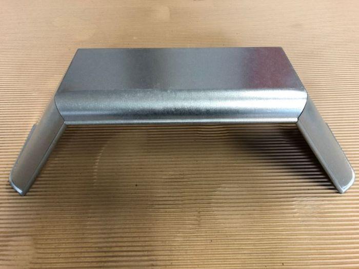 Garde boue métal - 2 pans