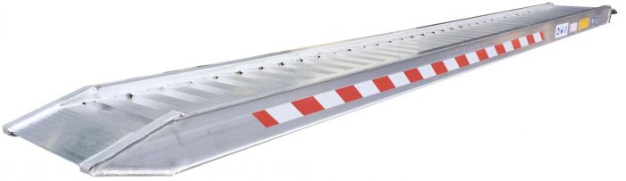 Rampes Aluminium renforcé - 3 mètres - 3350kg