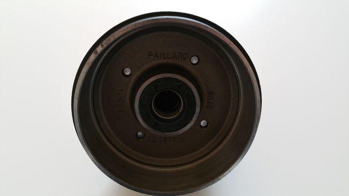 Kit Tambour complet diamètre 200 - Roulement conique - 4 x 130 - PAILLARD 20-2425/1