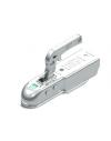 Boiter d'attelage pour tube carré 70mm - Fixation verticale